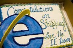 ie team cake