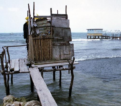 PA-San Blas Archipelago-Toilet