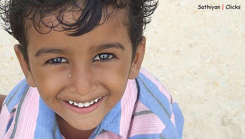 Smile from Goa