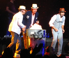 Backstreet Boys Concert -