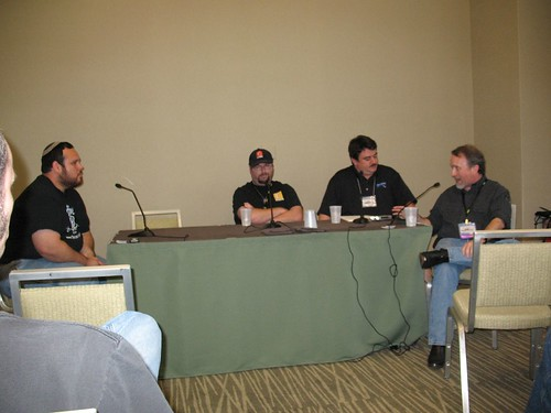 Podcasting & Gaming Industry Panel