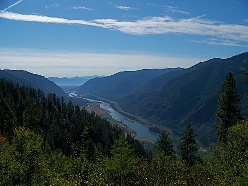 Lower Clark Fork River