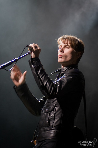 Alex of Franz Ferdinand by gussifer.
