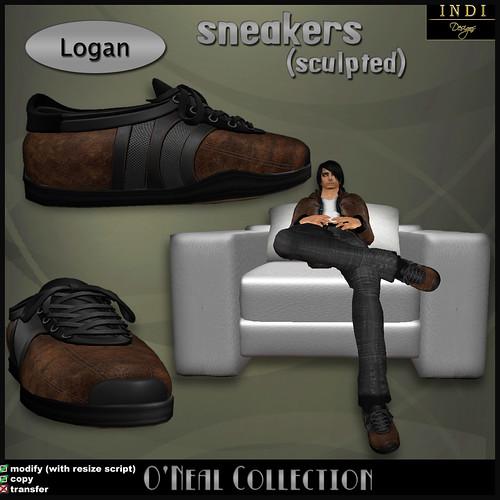 O'Neal sneakers Logan