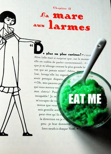 EAT ME par vous