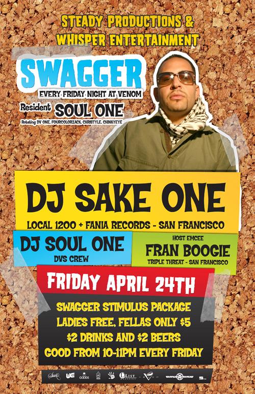 Swagger_DJSakeOne11x17web