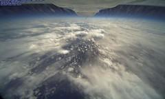 Global Hawk Pacific (GloPac) Belly Camera