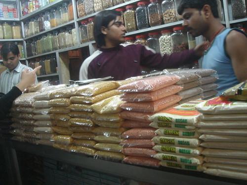 Kolkata傳統香料店1-2