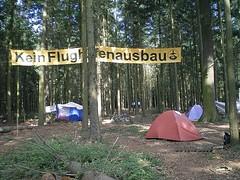 Waldbesetzung Kelsterbach Juni 2008 (10)