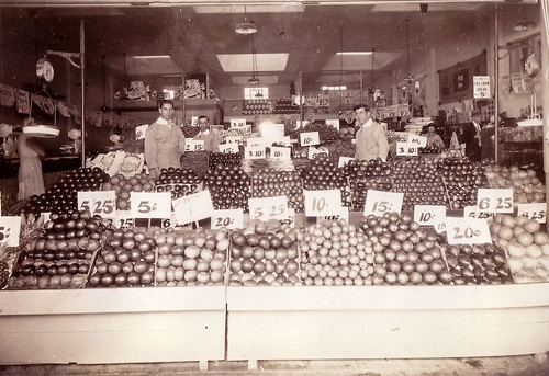 Sam Bernhardt- Bonar (R) in his Produce Store.jpg