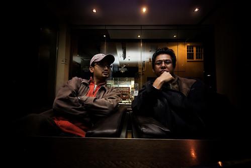 zaffwan & Mr. Raja