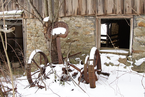 Old Barn Equipment