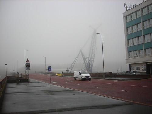 Fog on the High Bridge