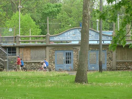 IL, Pontiac 14 - Camp Humiston pool