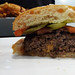 W Burger Bar - the burger