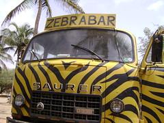 Zebrabar