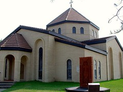St. Kevork Armenian Church in Houston, Texas, USA