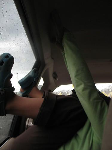 rainy day car tricks by you.