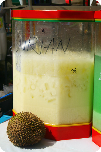 durian drink