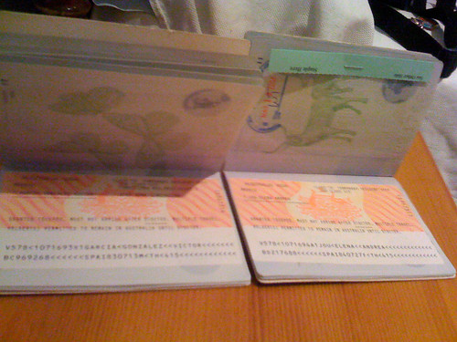Detalle de nuestros visados australianos