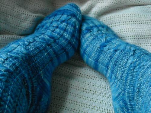Joel's socks