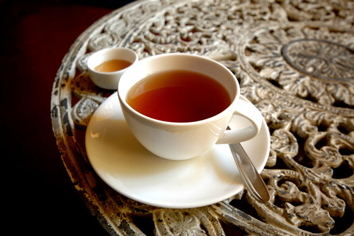"""Each cup of tea represents an imaginary voyage""  ~ Catherine Douzel"