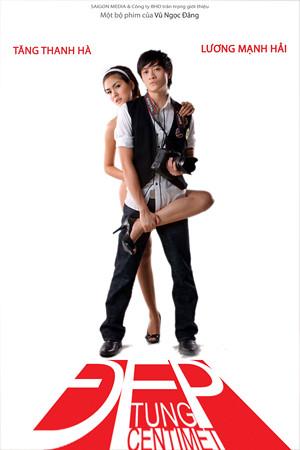 Poster phim Đẹp Từng Centimet