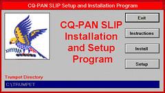 CQ-PAN Slip installation interface