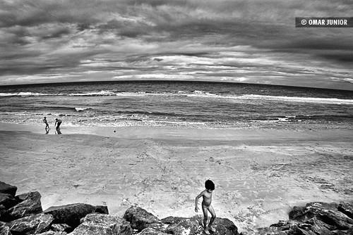 Praia Boa Viagem, Recife   Silver Efex Pro