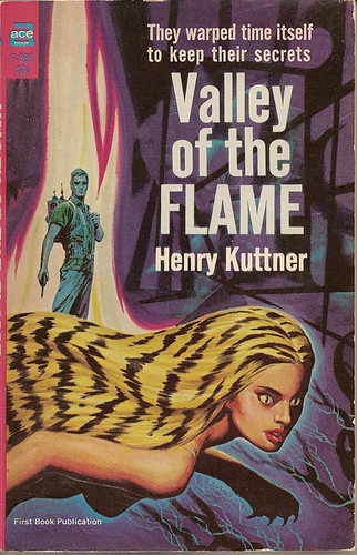 Valley of the Flame (1964)