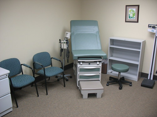SLU Sleep Center Consultation Room