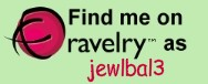 jewlbal3 on Ravelry!