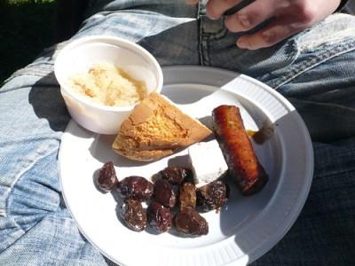 Greek Sausage!!!!