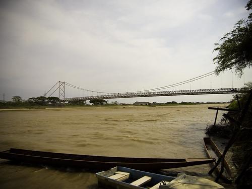 Puente Sobre el Apure