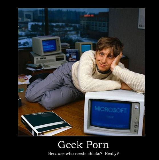 Geek Porn