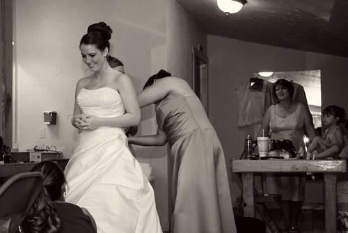 Brittany & Clinton Wedding Day