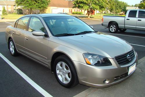'06 Nissan Altima