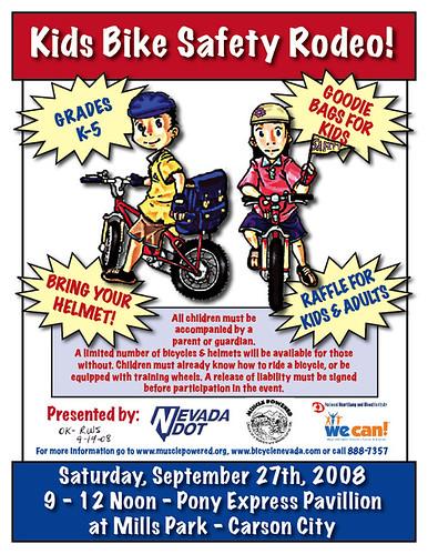 Kids Bike Safety Rodeo