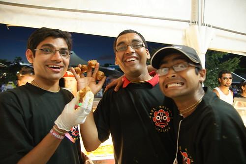 We love it too ! - Jai, Rahul and Subimal