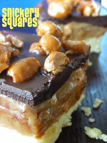 snickery squares