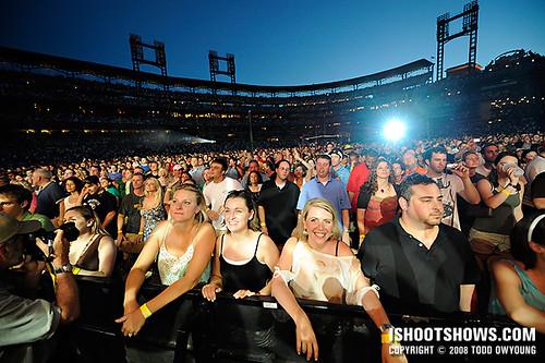 Dave Matthews Band @ Busch Stadium -- 2008.06.07