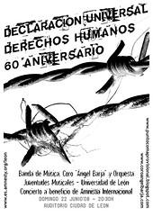 60 ANIVERSARIO DECLARACION UNIVERSAL DERECHOS ...