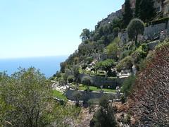 Jardin de l'hôtel du Château