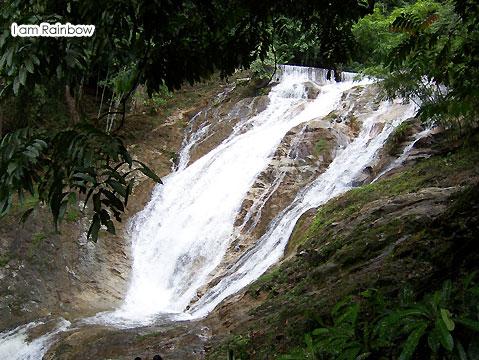 Raya @ Cameron Highlands (18) waterfall