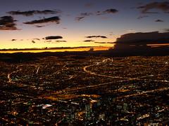 Bogota Sunset