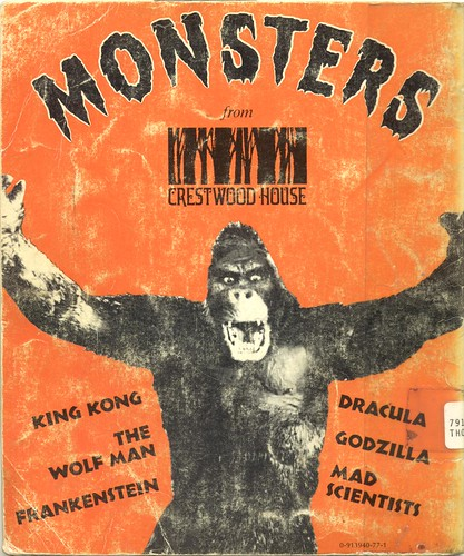 Crestwood Monsters cover