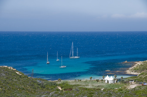 Yachts in the Med