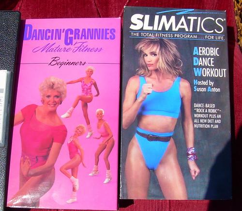 Dancin' Grannies & Slimatics