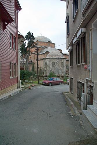 Kaptan pasa camii, üsküdar, istanbul, pentax k10d