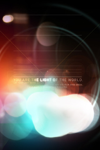 light of the world by pkwashere